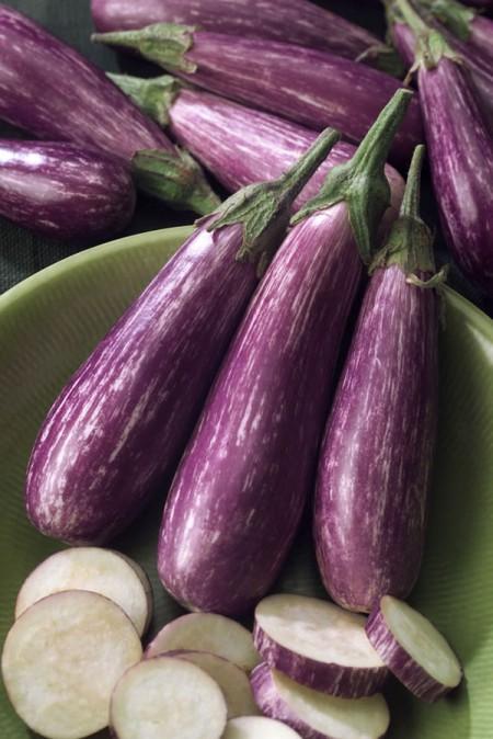 Eggplant 'Fairytale'