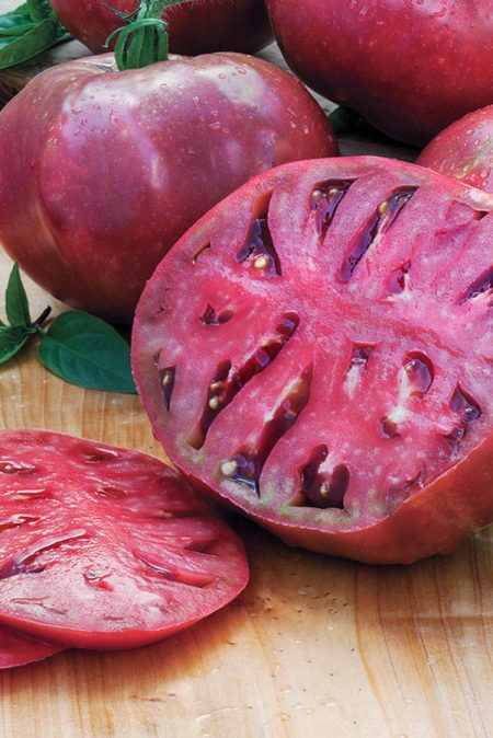 Tomato 'Cherokee Carbon'