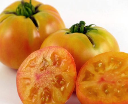 Tomato 'Maori Warrior' Super Dwarfs