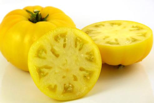 Tomato 'Sean's Yellow Dwarf' Super Dwarfs