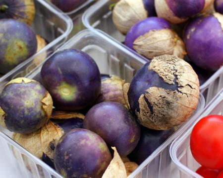 Tomatillo/Ground Cherry 'Purple' Tomatillo