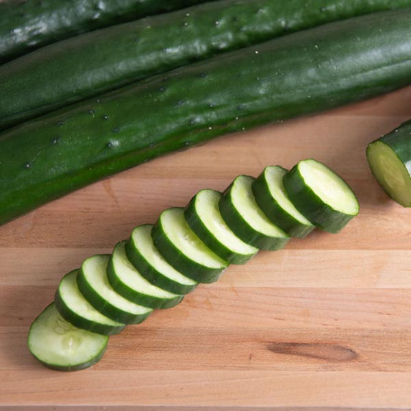 Cucumber 'Nokya' Slicing